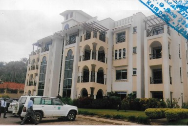 Flats for let